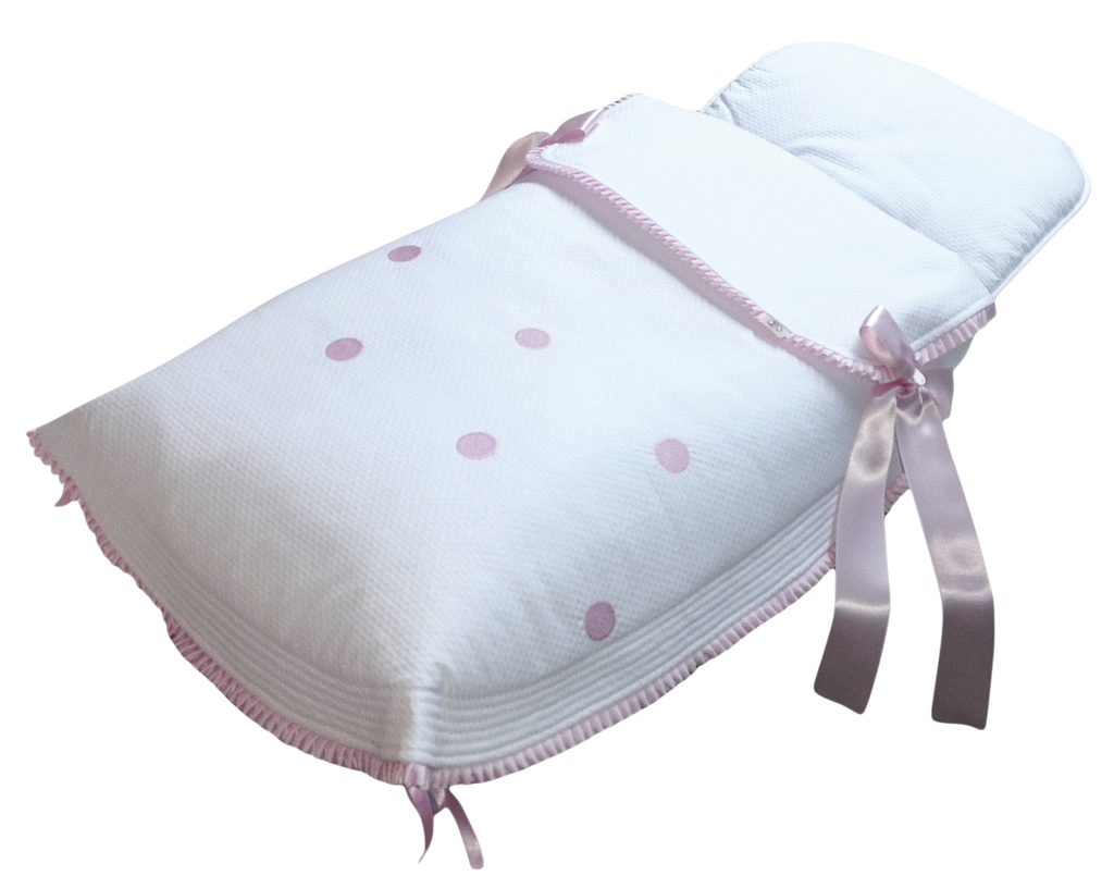 Saco capazo cubre normal invierno modelo tossa blanco sacocapazo cubre normalinviernot 89 88 - Sacos silla bebe invierno ...