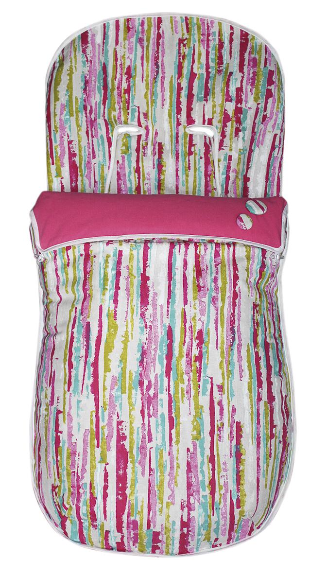 Saco silla paseo verano modelo mia fucsia transpirable - Sacos silla bebe baratos ...